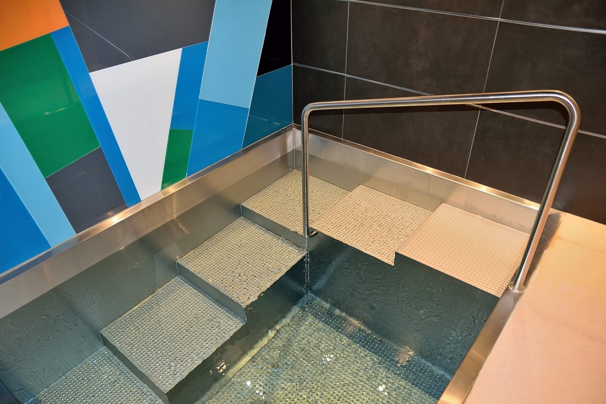 piscine inox - spa