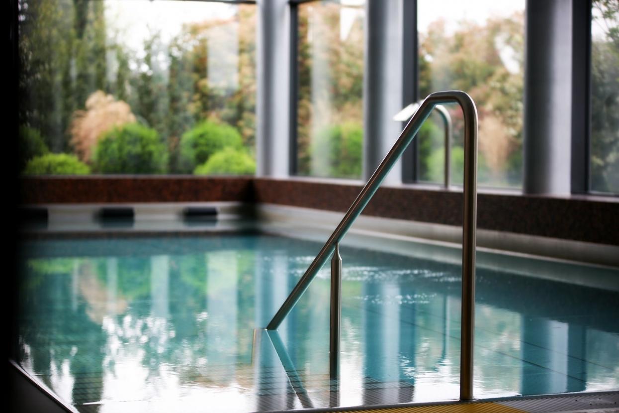 piscine inox - balnéothérapie