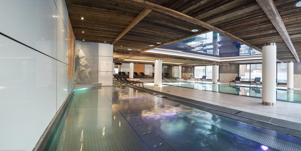 piscine inox - sur mesure
